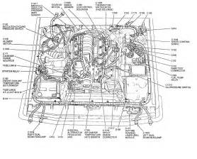 ford f150 engine diagram i a 1990 ford f 150 with a 5 0 litre engine and a