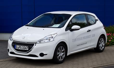 car peugeot 208 peugeot 208 archives the truth about cars