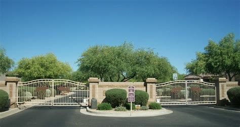 A Gatored Community homes for sale in a gated community in chandler arizona