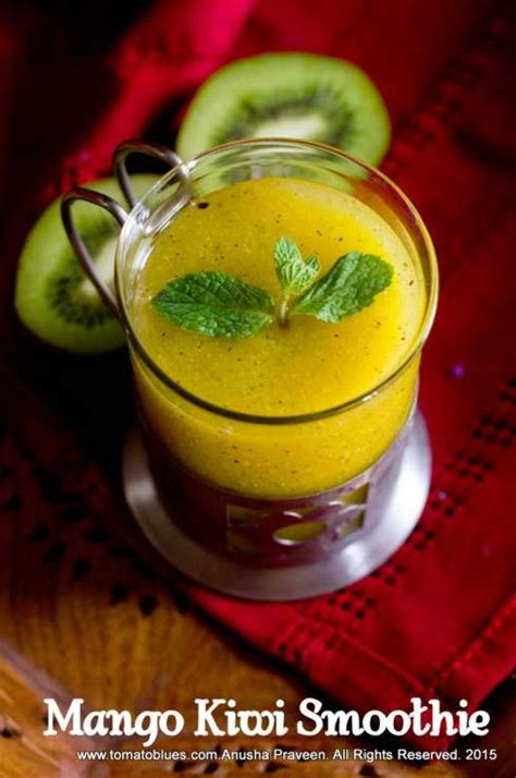 Mango And Lemon Detox Water by Anusha Praveen India Gujarat