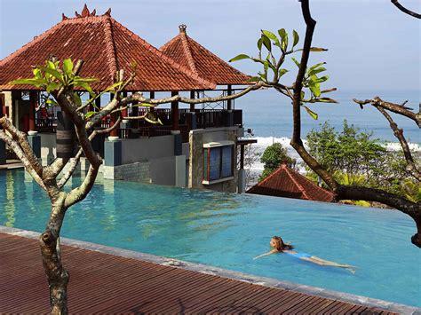 mercure bali kuta beach hotel kontemporer  pantai kuta