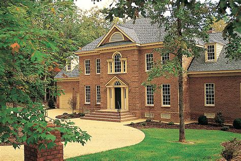 house plans ideas spacious georgian home plan 32544wp architectural designs house plans