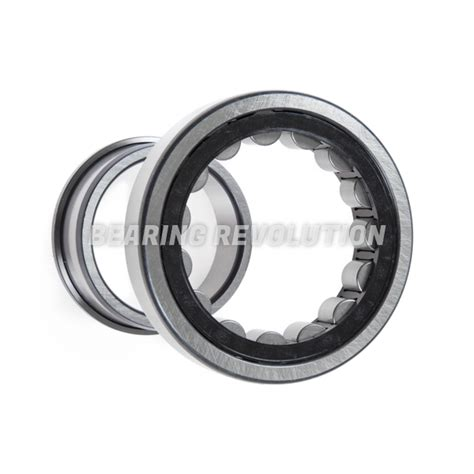 Bearing Nf 209 Abc nf 208 nf series cylindrical roller bearing with a 40mm bore steel cage premium range