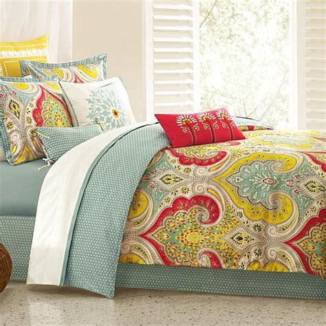 hsn bedding echo jaipur comforter set queen 7223052 hsn