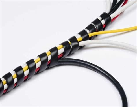 Kitchen Cabinets On Clearance d line ctw2 5 black spiral cable wrap