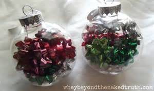 What Do You Decorate With Ornaments For Christmas - 25 ideas for decorating clear glass ornaments the ornament