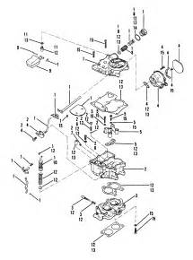 carburetor rochester for mercruiser 120 h p 2 5l140 h p