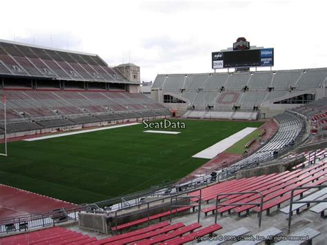 section 9a ohio stadium section 9a rateyourseats com