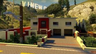 vinewood modern house 1 gta 5 house minecraft project