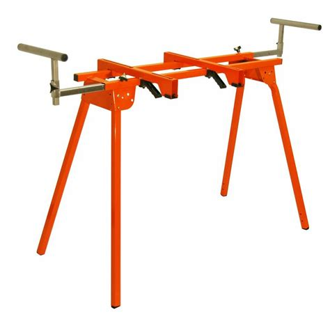 folding saw bench portamate folding portable miter saw stand pm 4000 the
