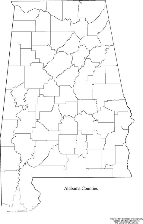 alabama map outline alabama blank map