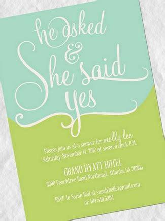 Bridal Shower Invitation Ideas by 13 Bridal Shower Invite Ideas