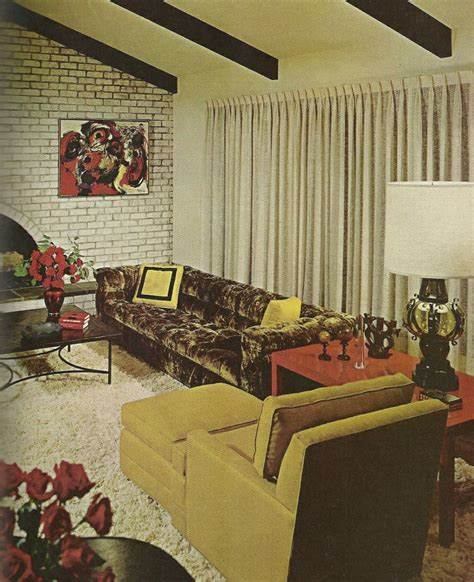 Sixties Home Decor 17 Best Images About The On Couples Home Interior Design And Vintage