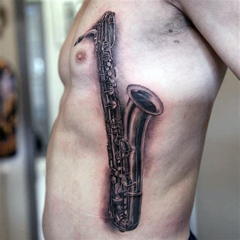 saxophone tattoo designs 50 saxophone designs for jazz inspired ink ideas