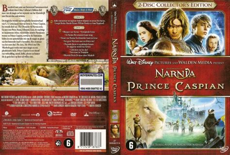 Chronicles Of Narnia The Prince Caspian Vcd Original The Chronicles Of Narnia Prince Caspian 8717418187637