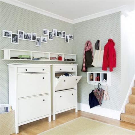 clever storage ideas 63 clever hallway storage ideas digsdigs