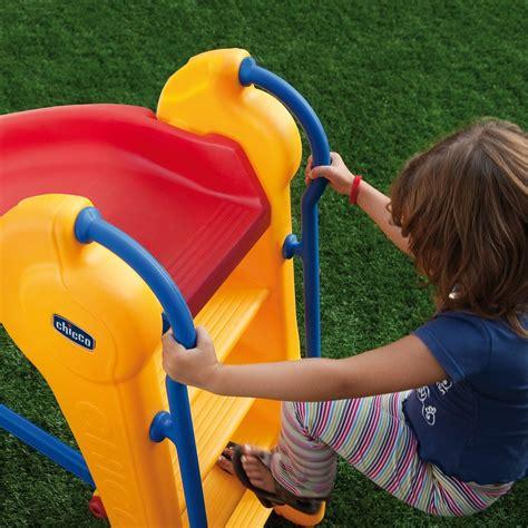 scivolo giardino scivolo in resina per bambini chicco 30200 mondo garden