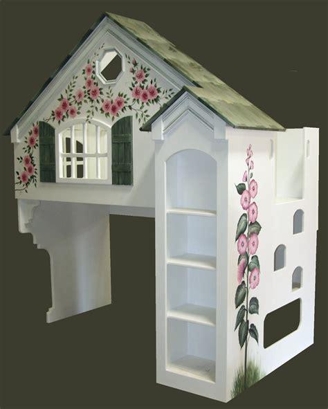 blueprints   dollhouse bunk bed twin  full