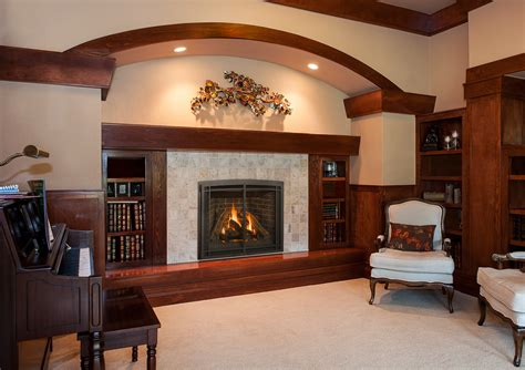 Wood Vs Gas Fireplace by Gas Vs Wood Fireplace Facts That Can Help You Make An