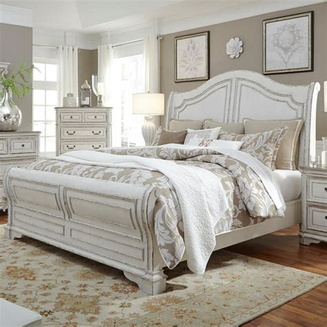 liberty furniture magnolia manor queen bedroom group liberty furniture magnolia manor queen sleigh bed with
