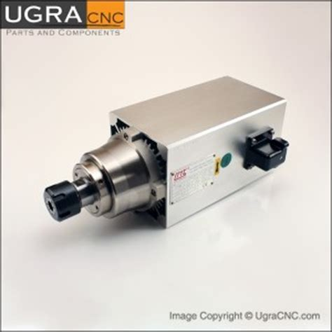 Router Gmt professional gmt spindle motor air cooled 4 5 kw 6 hp er25 cnc router mill