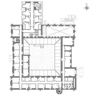 monastery floor plan 99 best images about monasteries on pinterest