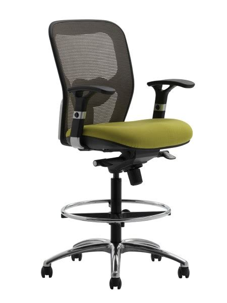 Stand Up Desk Chairs M Drafting Chair Seated
