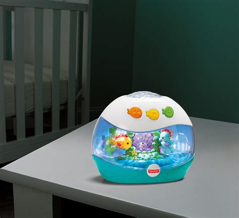 amazon com fisher price calming seas projection soother