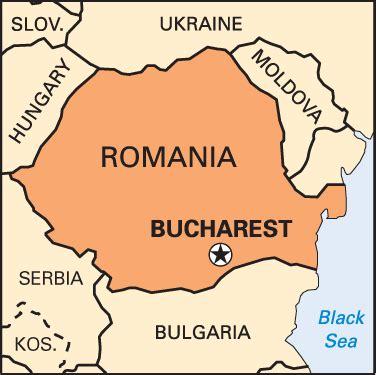 Map of Bucharest Romania   ToursMaps.com
