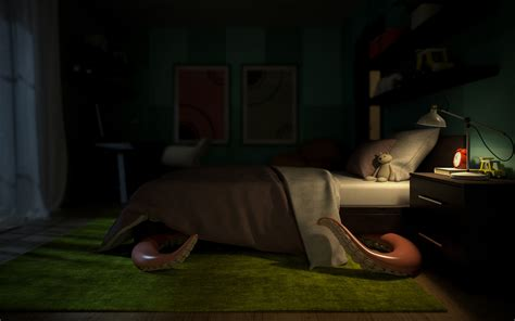 monster under bed 7 urban legends and myths for a spooky night