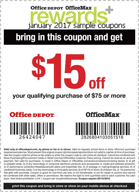 office depot coupons nov 2014 printable coupons 2018 office max coupons