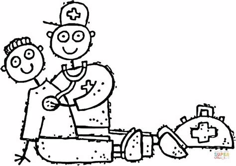 first aid coloring pages coloring home