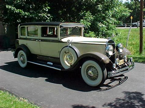 Small Home Interior 1929 chrysler imperial l 80 closed coupe sedan
