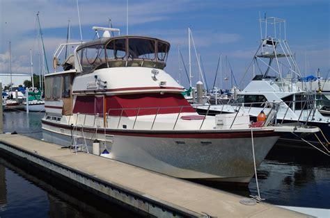 jefferson sundeck trawler power boat  sale www