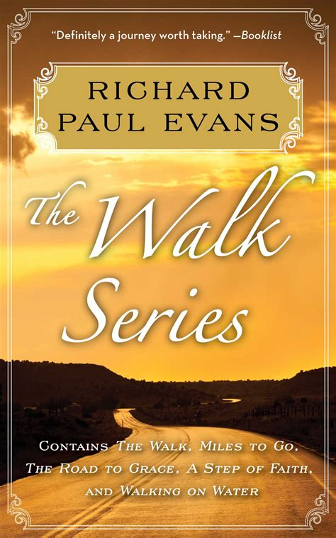 richard paul the complete walk series ebook boxed
