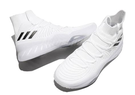 Sepatu Basket Adidas Explosive Primeknit Grey adidas explosive primeknit 2017 sneaker bar detroit