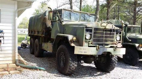 bmy military trucks  sale  listings secondlifetruck
