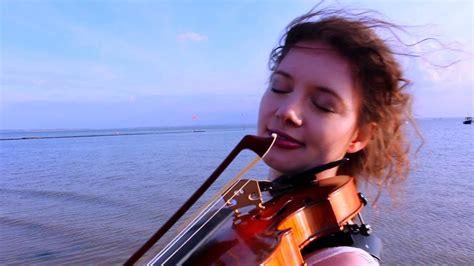 skye boat song art skye boat song caroline adomeit violin cover violin