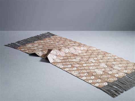 teppich 3x3 mosaic wood by elisa strozyk interiorholic