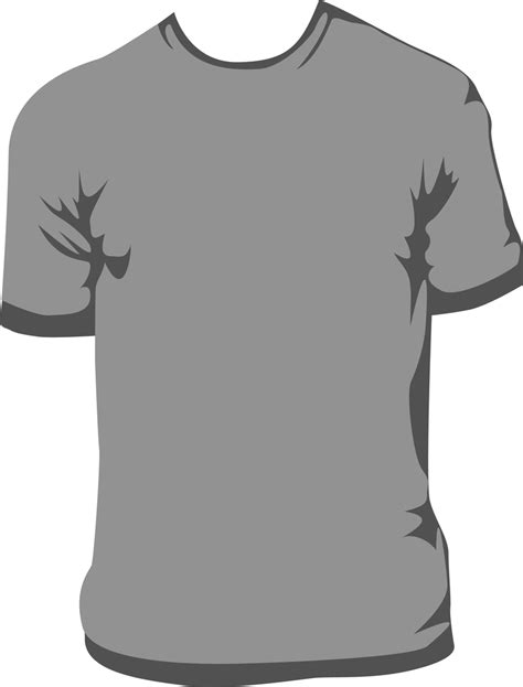 T Shirt Template Vector by T Shirt Template Vector 2 Vector