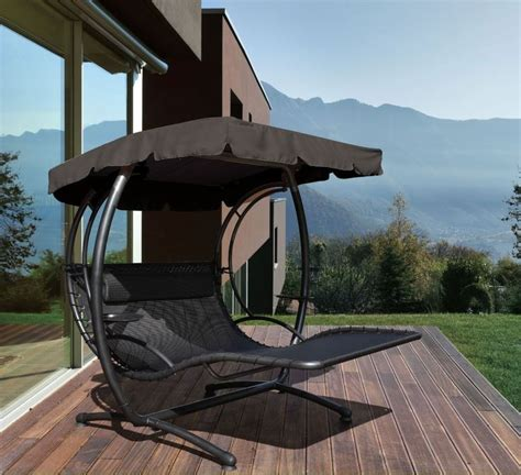 two seat swing canopy jarder two seater luxury swing seat bed sun lounger