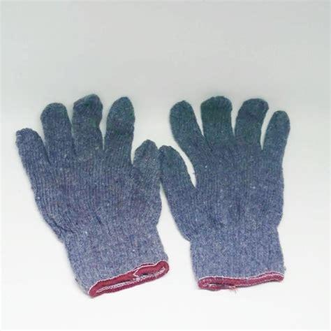 Harga Alat Pelubang Plastik Mulsa sarung tangan berkebun kain benang beigo bibitbunga