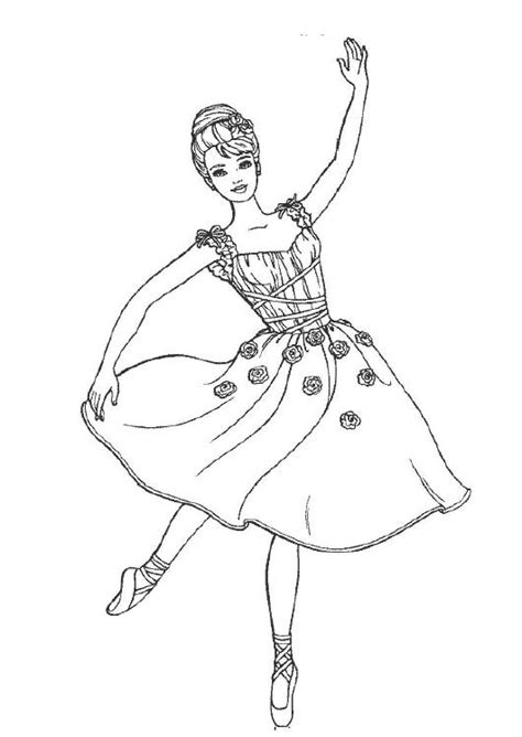 barbie princess coloring pages best gift ideas blog