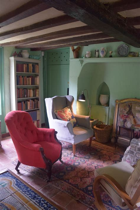 What Are The Small Rooms That Monks Lived In Called by Monks House The Home Of Virginia Woolf Meets Veg