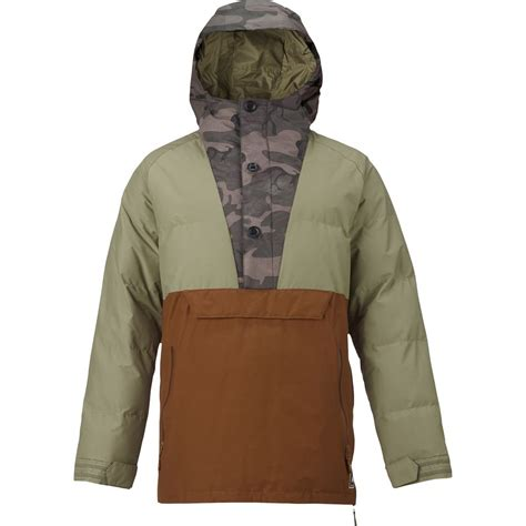 service jacket burton service anorak jacket s up to 70 steep and cheap