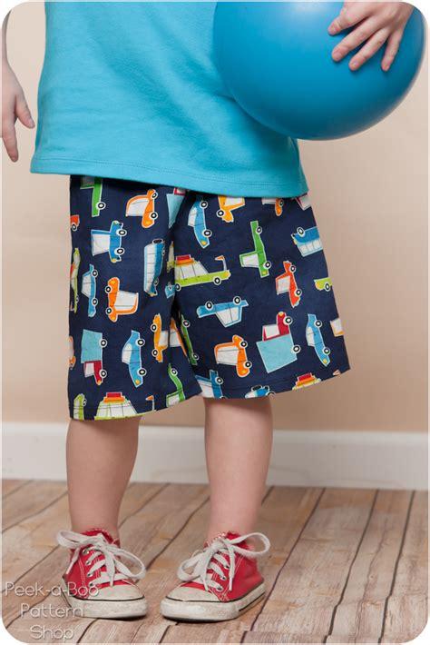 toddler shorts pattern free free toddler shorts t shirt pattern peek a boo pages