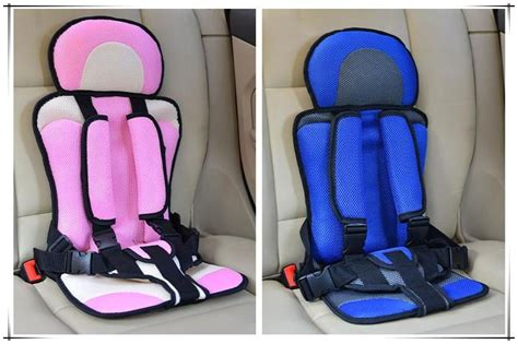 Baby Car Seat Portable 2018 baby chair car portable car booster seat pad car