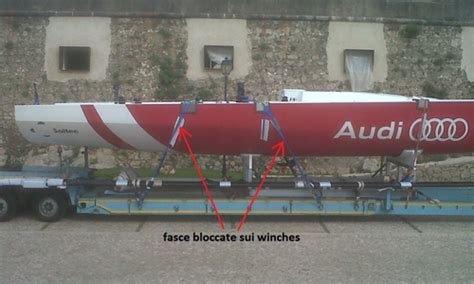 chi va a roma perde la poltrona tp 52 legato ai winch technical sailing
