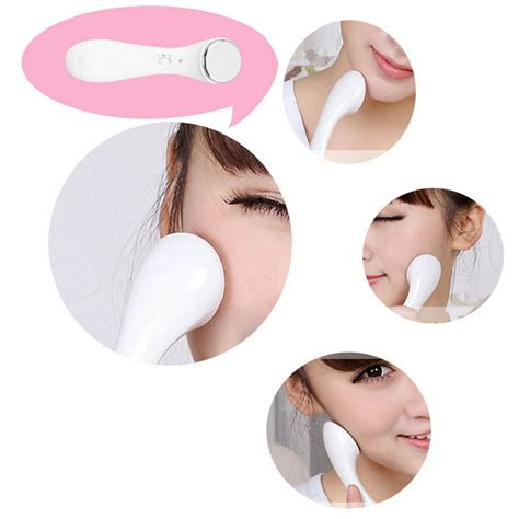 Ion Massager Setrika Wajah Anti Aging Treatment electric cleanser ionic massager anti aging
