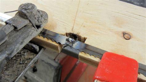 repair  broken band  blade ibuilditca